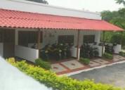 Confortable hotel campestre en venta en el norte del tolima en ibagué