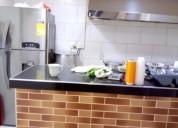 Ganga vendo restaurante acreditado en bogotá