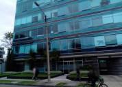 Oficina ubicada en excelente sector de la ciudad chico norte 80 mt2 en bogotá