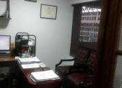 Oferta vendo oficinas centrales rececpcion y privado en bogotá