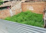 Vendo lote urbano piedecuesta 68 metros