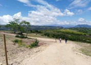 Se venden hersomas parcelas en bucaramanga