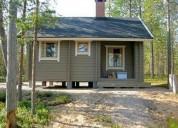 Cabañas ecologicas autosostenibles 2 dormitorios