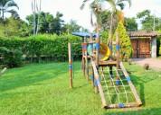 Villa aura alquiler de finca en el corregimiento del lauro 4 dormitorios