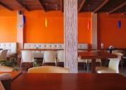 Restaurante excelente ubicaciÓn