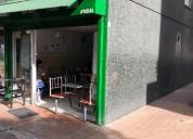Vendo restaurante centro internacional en bogotá