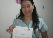 Ofrezco mis servicios como enfermera en dosquebradas