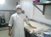 Trabajo medio turno en panaderia en bogotá