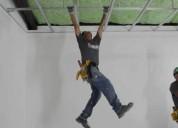 Ayudante instalacion panel yeso y pvc en cali