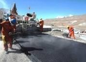 Ingenieros civiles y ambientales para construccion de vias en bogotá