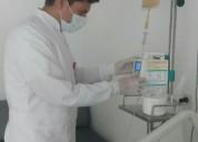 Se cuidan pacientes clinicas o en casa en bucaramanga