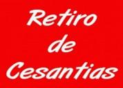 Retiros de cesantias libre inversion en bucaramanga