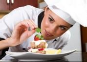 Técnico en gastronomía