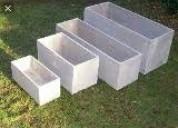 Macetas de cemento ventas ferreteras