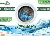 Reparación de lavadoras, secadoras, torres de lava