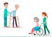 Curso  de gerontologia y cuidado del adulto mayor