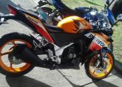 GANGA MOTO PULSAR NS 200 2014 REGALO