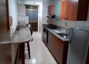 Apartamento de 2 alcobas para renta en el poblado