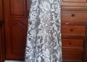 Vendo vestido de fiesta excelente estado