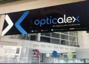 Lentes de calidad para tus gafas. garantia