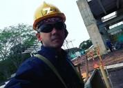 Soldador  estructural calificado