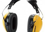 Protectore auditivos  de copa