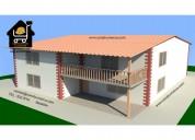 Casas prefabricadas ventas ferreteras