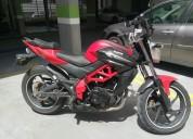 Vendo honda 250 Cbr Rad