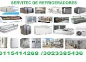Reparacion de neveras sansumg tel 3123266009