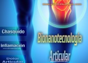 Exclusivo tratamientos bionanotecnologia articular