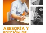 Asesoria de tesis y monografias