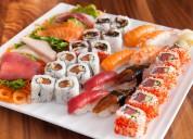Curso de sushi, ceviche, pescados y mariscos
