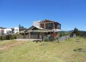 Sv214 para la venta excelente casa campestre