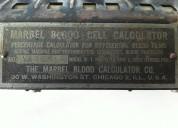 Calculadora de glóbulos marbel