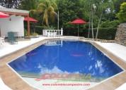Cc916 excelente casa con piscina privada
