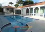 Cc917 casa con piscina para 12 personas