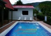 Cc919 linda casa con piscina 10 personas