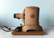 Proyector de diapositivas de 35 mm  ampro