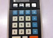 Calculadora texas instrment ti-2550
