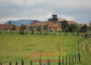 Sv209 terreno colindando con el perímetro urbano