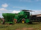 Venta de cosechadora de arroz granelera
