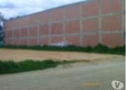 Se vende lote industrial area 1.160 m2 en madrid