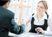 Trabajo para jovenes con o sin experiencia