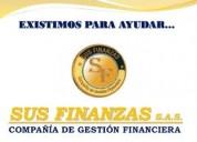 Somos sus finanzas, existimos para ayudar!