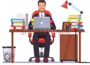 Ofrezco mis servicios como asistente administrativ