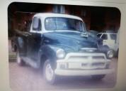 Vendo camioneta chevrolet 54