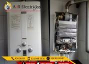 Servicio técnico de calentadores en bogota