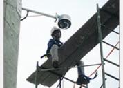 Implementación y montaje de cámaras de seguridad y