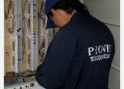 Instalación y reparación de centrales telefónicas