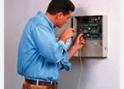 Instalación y mantenimiento de sistema de alarmas